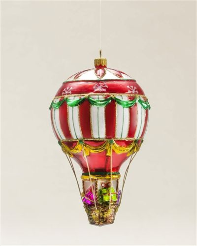 Christmas Ornaments Online Shopping Europe: Experience A Truly European Christmas With The Hot Air