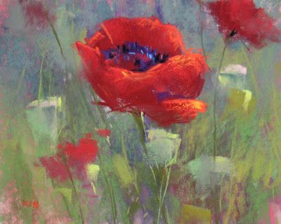 Painting my World: getting started with pastel by Karen Margulis