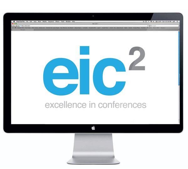 eic2 website by Spyros Gangas, via Behance