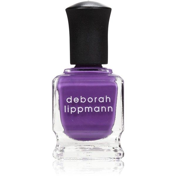 Deborah Lippmann Nail Lacquer Maniac 18 Liked On Polyvore Featuring Beauty Products
