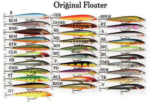 Pencil Plugs And Raps The Michigan Sportsman Forums Fishing Lures Art Rapala Fishing Lures Walleye Fishing