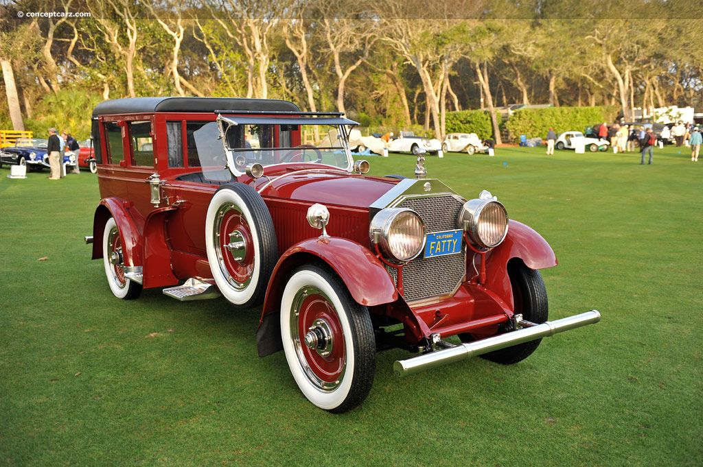 1923 McFarlan TwinValve Six Image Vintage cars, Cars