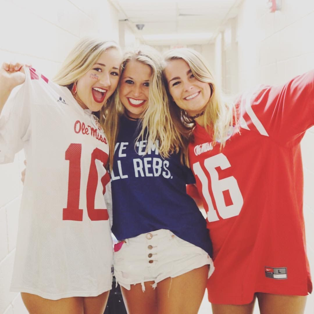Football Game Outfit, College