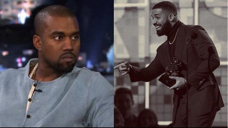 Drake Ends Beef As He Thanks Kanye West For His Career Kanye West Kanye American Rappers