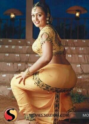Tamil butt size