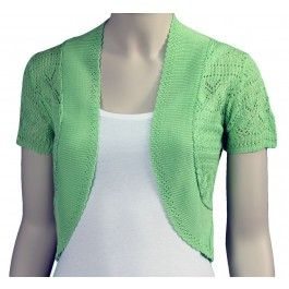 Misses Sexy Light Green Lace Shrug by Nice Wear New York! http ...