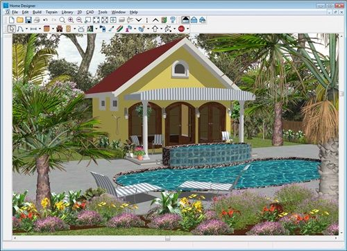 Free Online Virtual Home Designing Programs 3d Programs House Design Home Landscaping House And Home Magazine