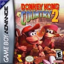 Donkey Kong Country 2 - Game Boy Advance Game