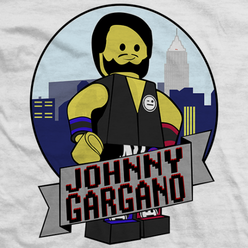 Johnny Gargano Legargano T Shirt Johnny Wrestling Aj Styles