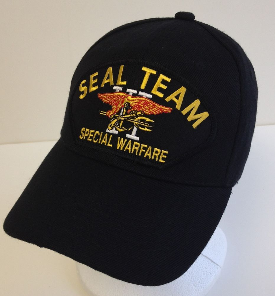 US Navy Seal Team 6 Six VI Seals Hat Ball Baseball Cap Patch Devgru Bin  Laden  36cc82ce19d9