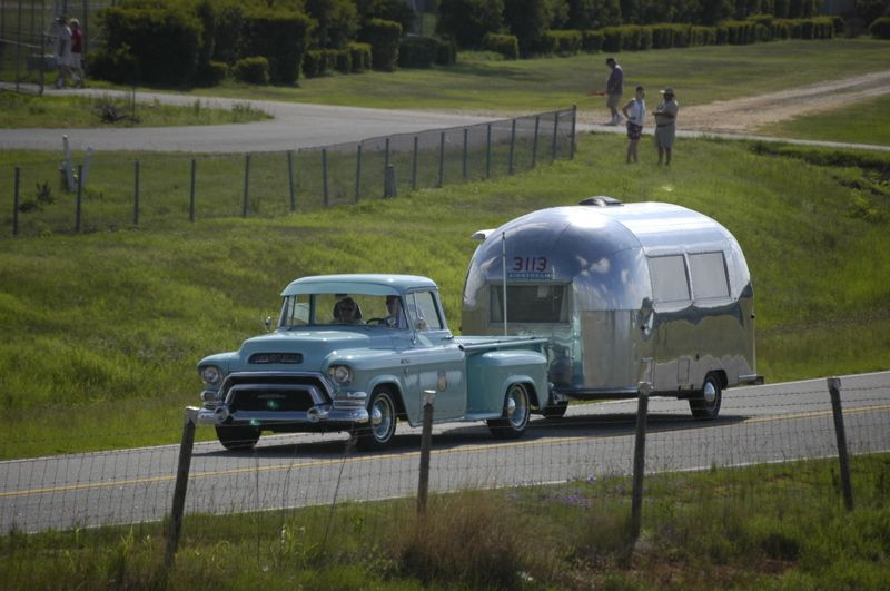 I can't decide which I like the most..the airstream or the