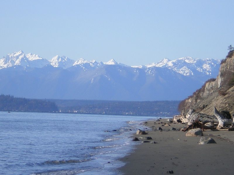 Whidbey Island Wa But You Are Looking At Hurricane Ridge On The Olympic Peninsula Which Is Also A Stunning Place To Visit