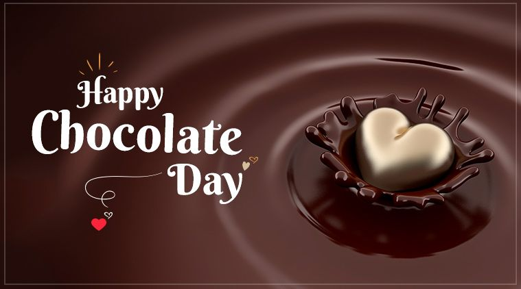 Happy Chocolate Day 2020 The Third Day Of Valentine Week In 2020 Happy Chocolate Day Wishes Happy Chocolate Day Chocolate Day Images