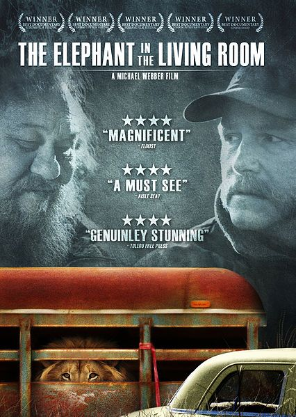 The Elephant In The Living Room Dvd Review A Movie Too Big To