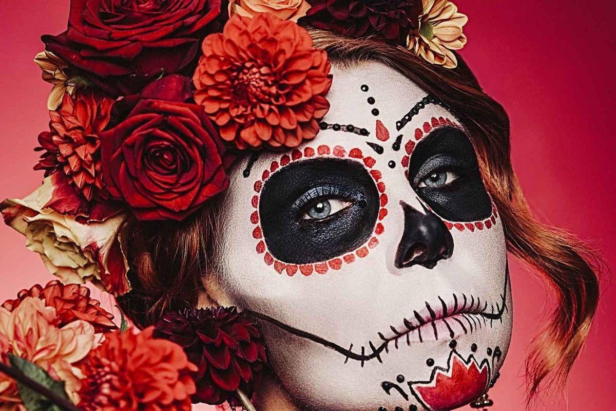 Festas Mexicanas Caveira