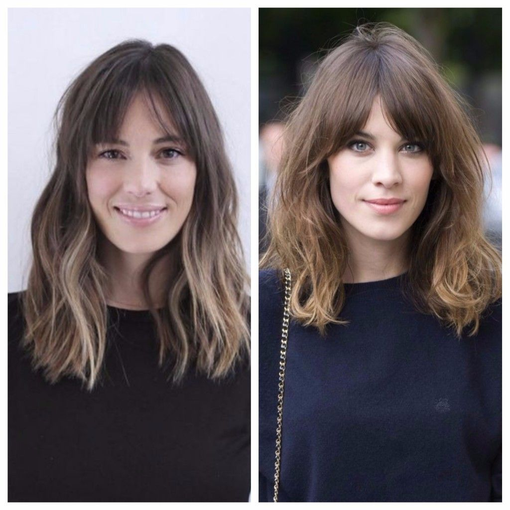 Wob with Curtain Bangs | Hair cut ideas