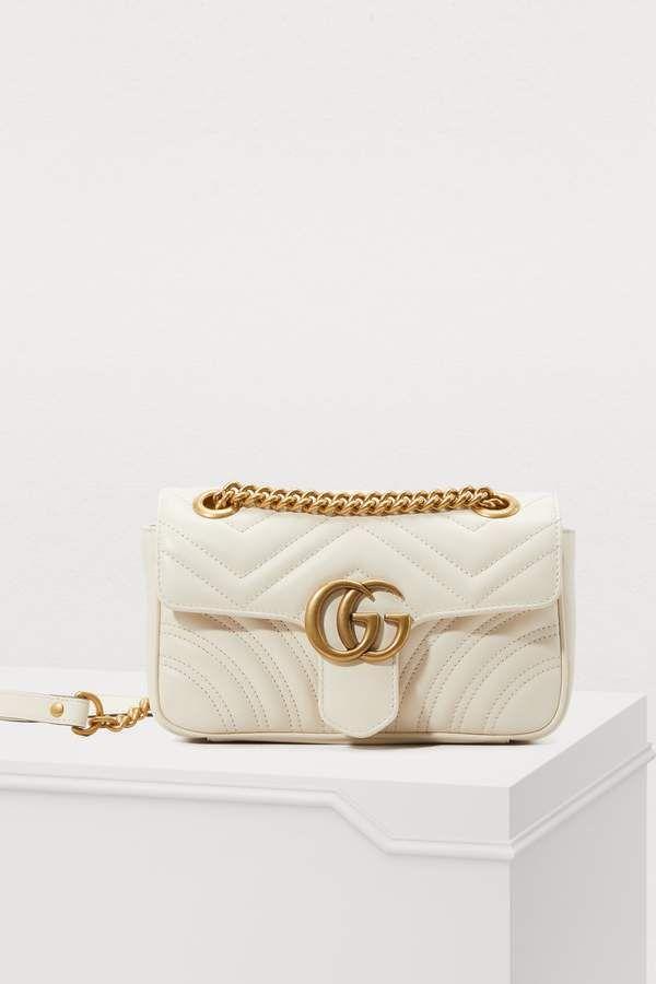 248e4bada764 Gucci GG Marmont mini crossbody bag #bags #bag #shoulderbag #handbags  #bolsa #affiliate #shopstyle #mystyle #womensfashion #style #fashion  #crossbodybag # ...