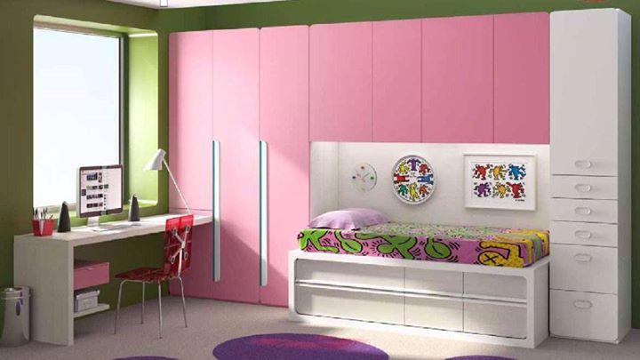 #MagiaJoven   Ven a ver esta nueva colección de mobiliario juvenil que aporta soluciones eficaces para cualquier espacio además de divertidas combinaciones de colores frescos alegres y vivos.