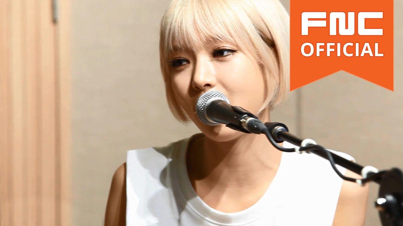 Aoa 단발머리 Short Hair 어쿠스틱 버전 Acoustic Ver Music