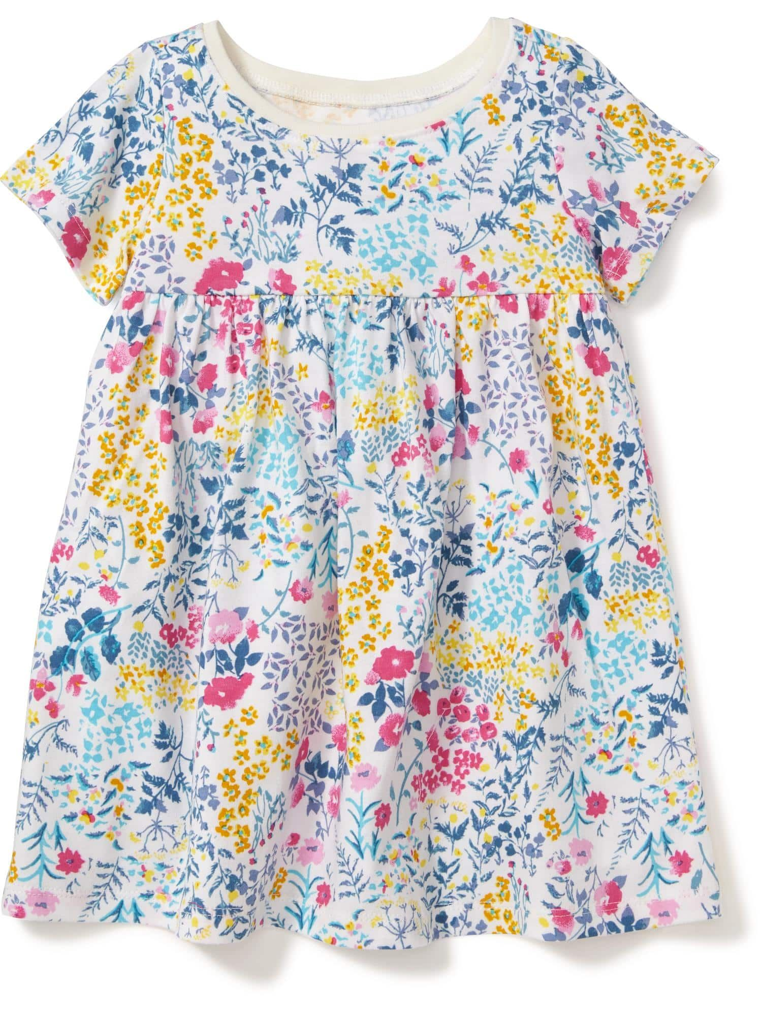 Empire Waist Jersey Dress for Baby Old Navy