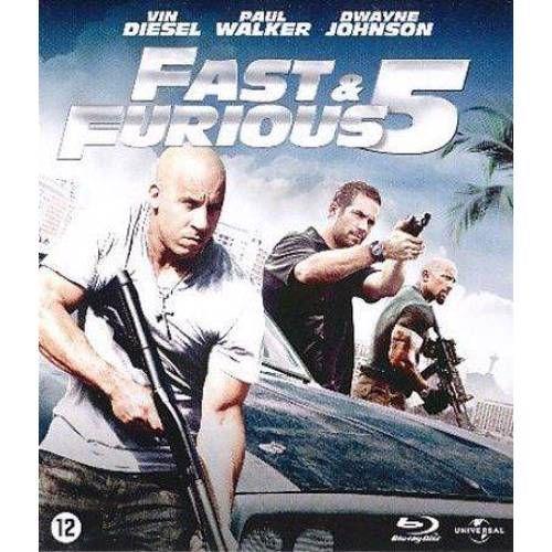 Fast Furious 5 Blu Ray Vin Diesel Films Online Volledige Films