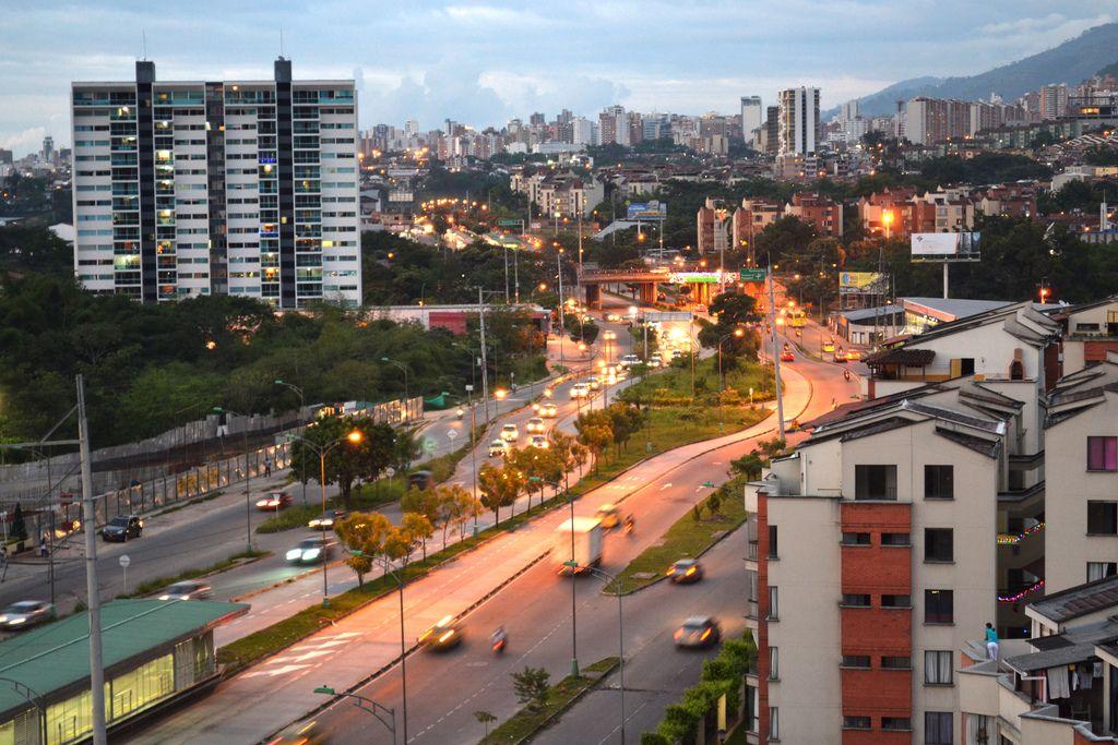 panoramica-bucaramanga Colombia