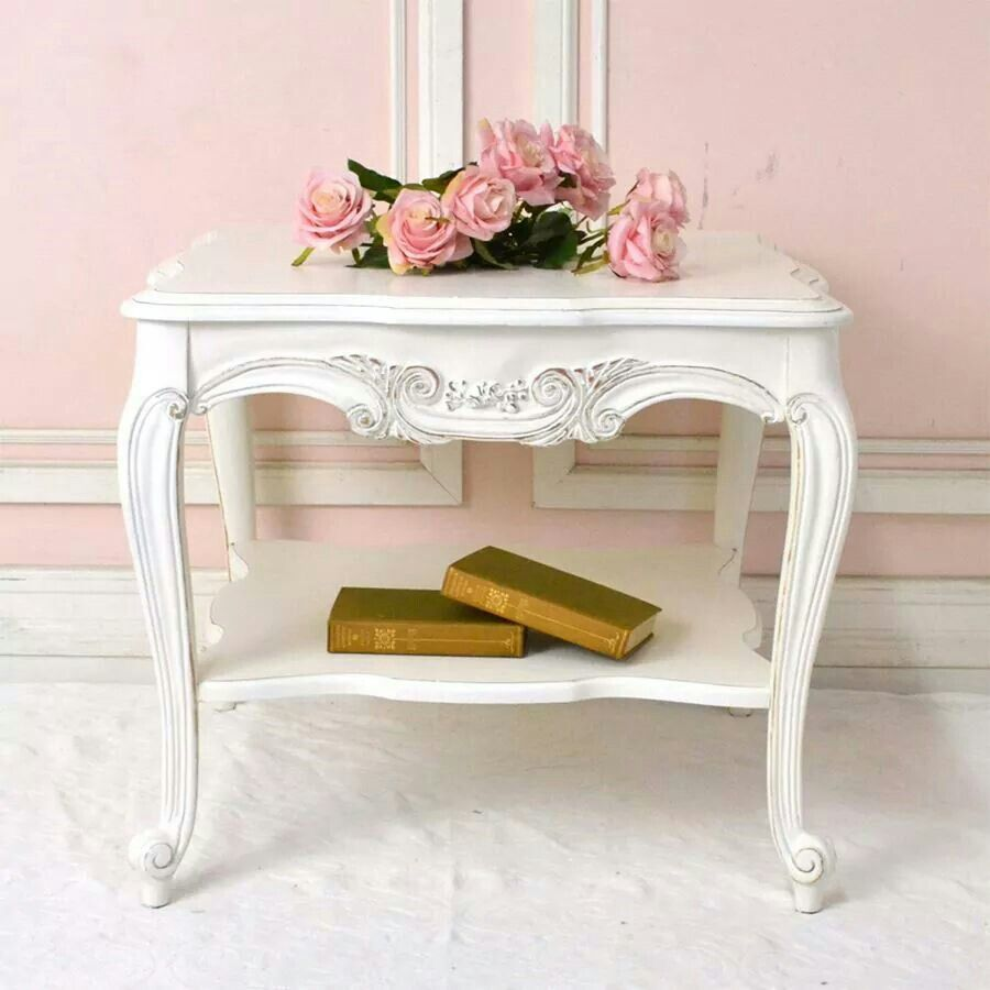 Chic Table, Shabby Chic Table, Shabby Chic