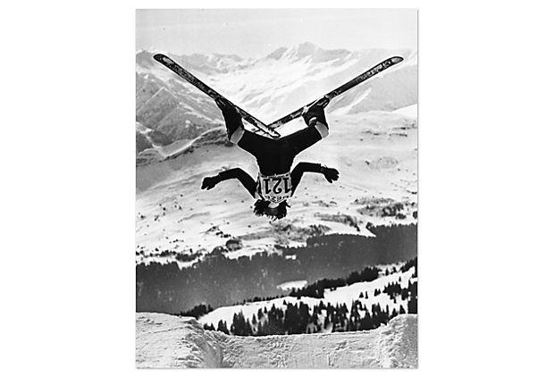 Ski Acrobatics, Laax on OneKingsLane.com