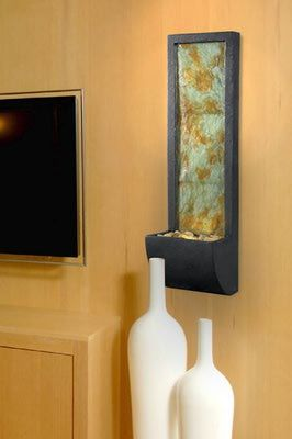 Delicieux Indoor Wall Fountains Instantly Create A Restful Atmosphere In Your Home