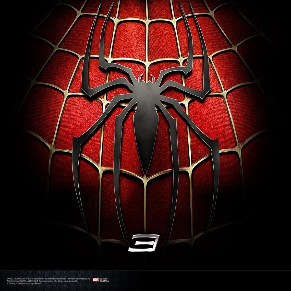 Spiderman 3 - Chest Logo   wallpaper - Portadas para ...