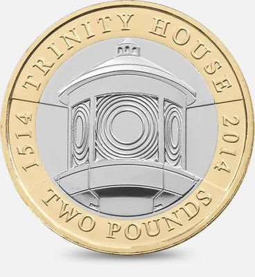 500yrs Anniversary Two Pound Coin