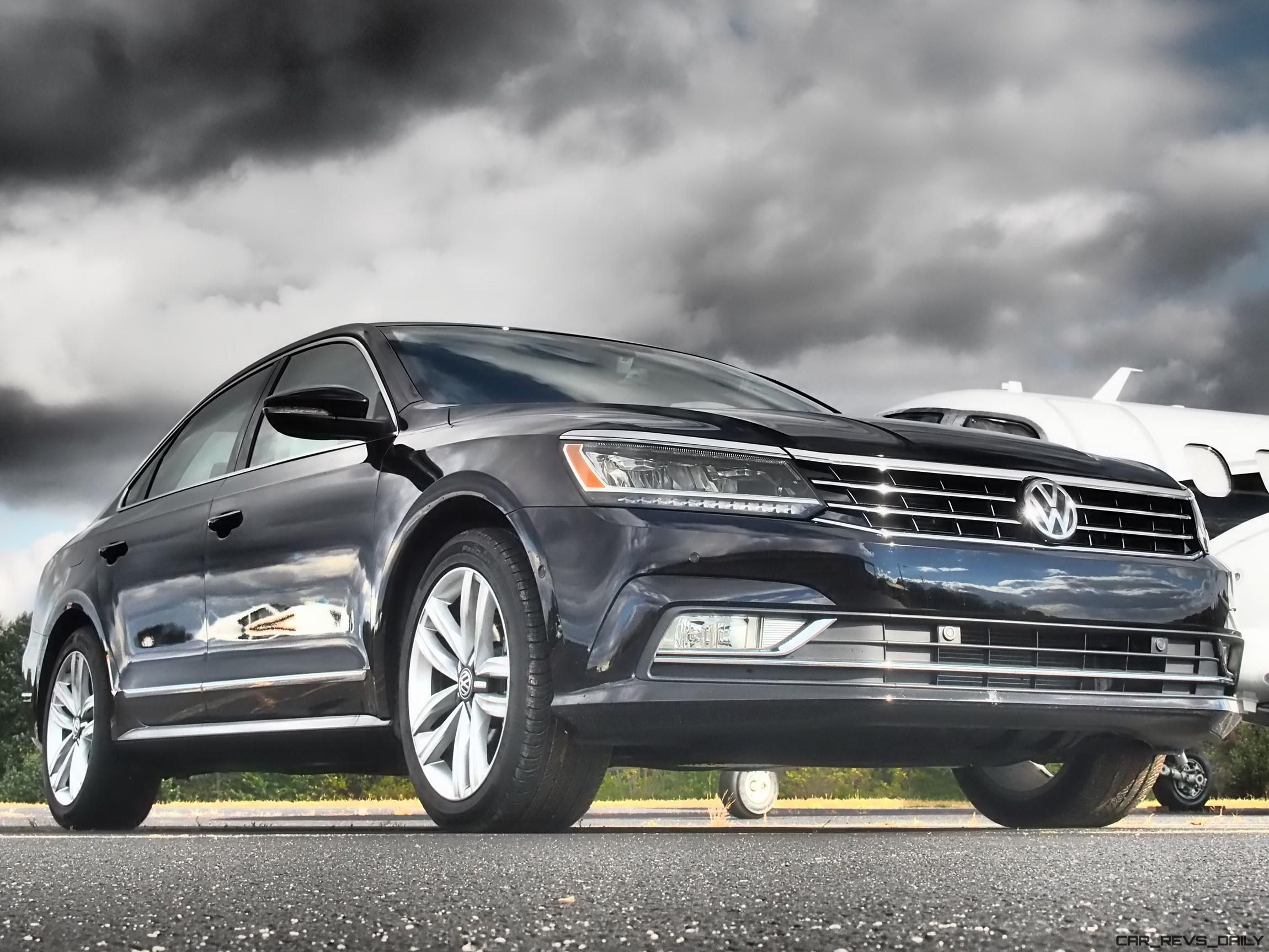 2017 Volkswagen Passat 1.8T SEL Premium U2013 Road Test Review U2013 By Lyndon  Johnson