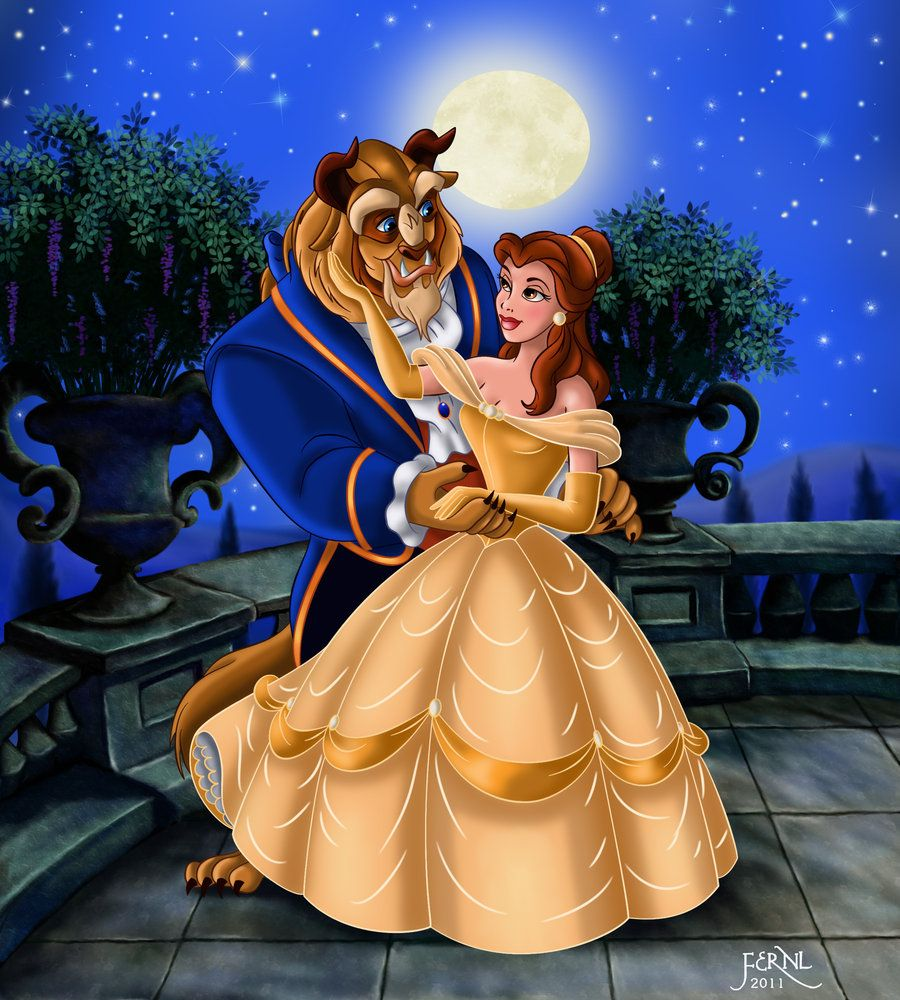 Beauty and the beast belles bedroom - Belle And Beast