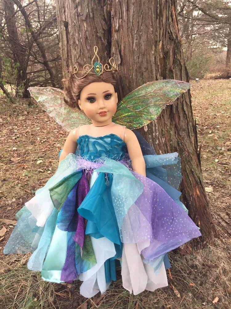 Lea Clark/ Julie Albright Inspired Maxi Dress Fits 18inch