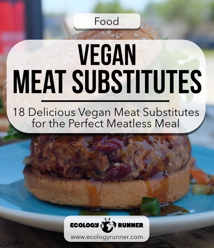 18 Delicious Vegan Meat Substitutes for the Perfect Meatless Meal: If you're looking for some vegan meat substitutes to replace meat in a meal or your whole diet, look no further. Check out our list of vegan meat substitutes now!