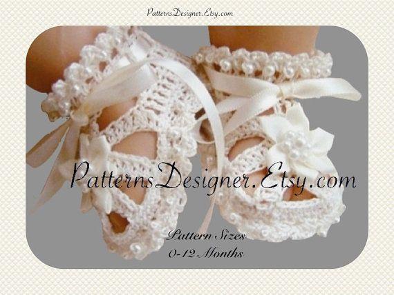 PATTERN PT002A- ORIGINAL DESIGNER- Size 0-12, Crochet Baby ...