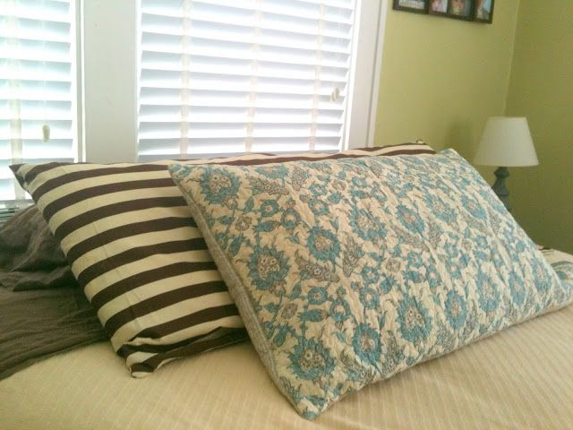 Body Pillow Cover Tutorial