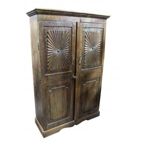 Old World Carved Wardrobe Furniture | Furniture By Style ...