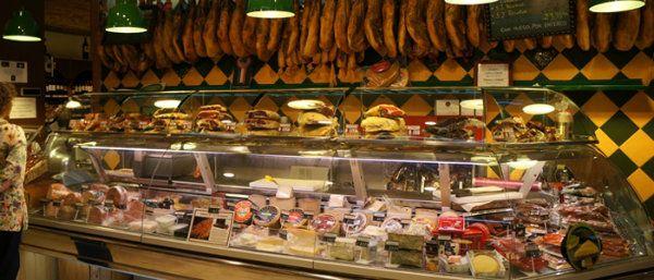 Delicatessen El Colmado Ibérico en Bilbao: para paladares exigentes | DolceCity.com