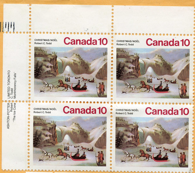 Canada Stamps On Paper Reusable Never Canceled Stamp Collecting Stamp Reusable