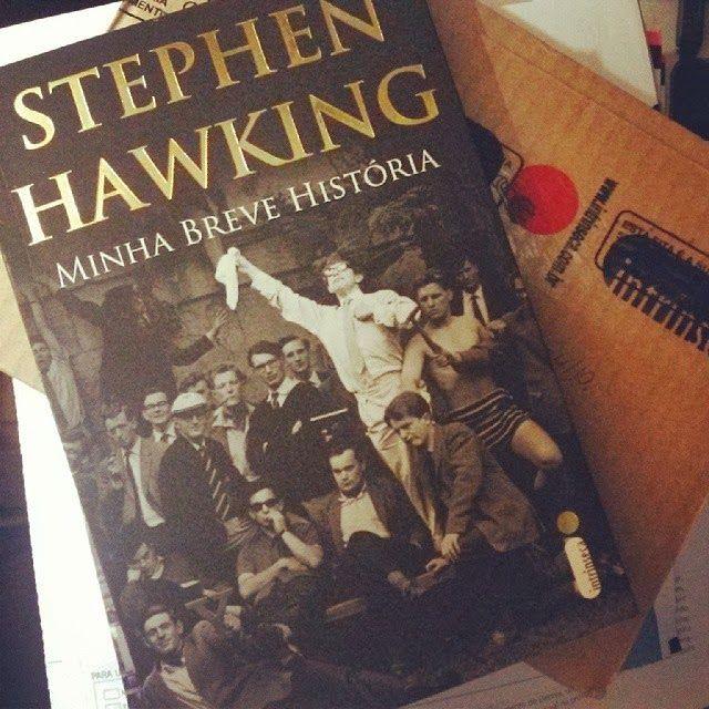 Minha breve história (Stephen Hawking) - 25/20/2013