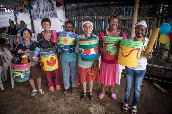En Pereira y Dosquebradas se vivió una fiesta cultural con 'Comunidad-es'