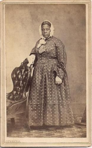 CDV Civil War Era~African American Woman~Woodstock, Vermont~Antique Photograph in Collectibles, Photographic Images, Vintage & Antique (Pre-1940), CDVs | eBay