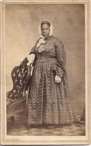 CDV Civil War Era~African American Woman~Woodstock, Vermont~Antique Photograph in Collectibles, Photographic Images, Vintage & Antique (Pre-1940), CDVs | eBay