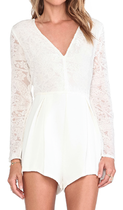 off-white lace romper  http://rstyle.me/n/qd3c2pdpe