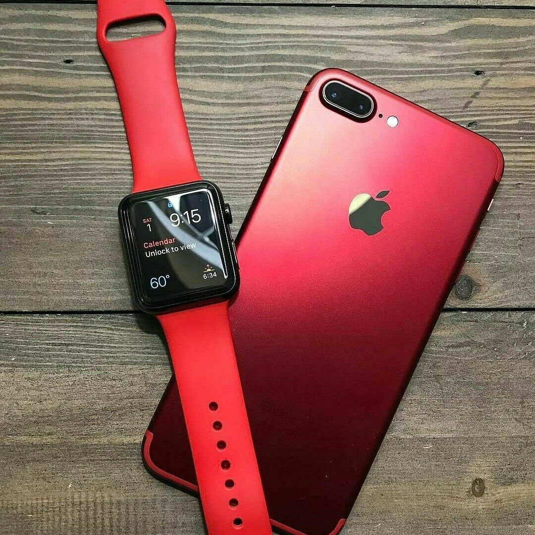 Hot Red Whoes Favourite Apple Iphone Iphone8plus Iphone7plus Applewatch Hot Red Tech Techwear Technology D Apple Watch Iphone Accessories Iphone