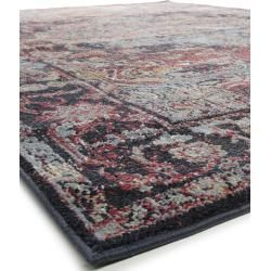 Photo of benuta Classic Teppich Cedar Multicolor/Rot 240×330 cm – Vintage Teppich im Used-Lookbenuta.de