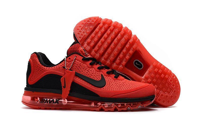 New Coming Nike Air Max 2017 5max Kpu Red Black Nike Air Max Nike Air Nike Shoes Air Max