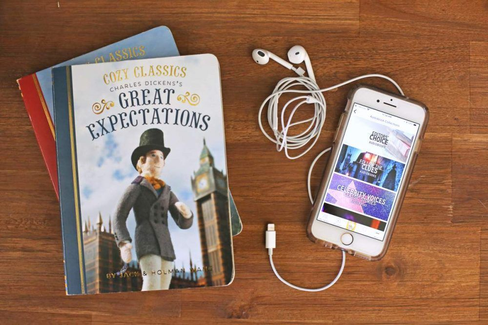 Free Audio Books 10 places to find classics and new