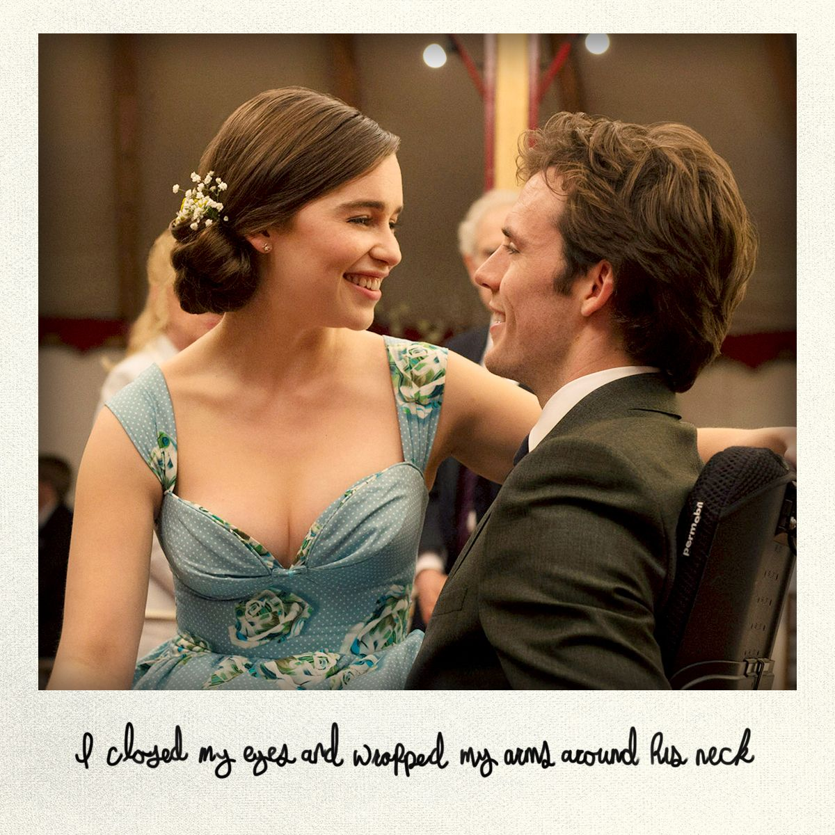 Me Before You Quotes Stunning Me Before You Movie  In Theaters June 3  My Bulletin Board